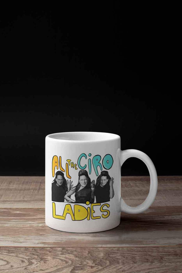 Caneca All the Ciro Ladies-Loja Progressista