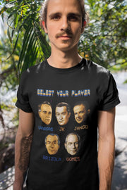 Camiseta Select Your Player