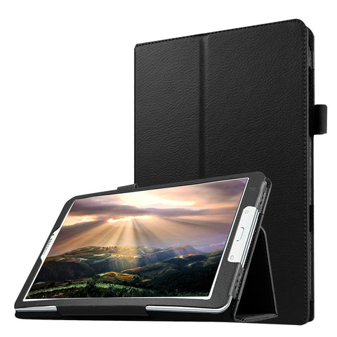 Samsung Galaxy Tab E Leather Case
