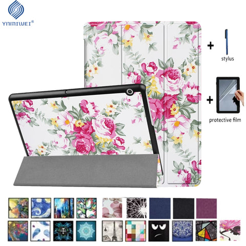 Huawei MediaPad T3 10 Tablet Stand Slim Cases
