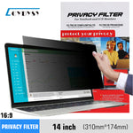 14 inch Privacy Filter Anti spy Screens protective film