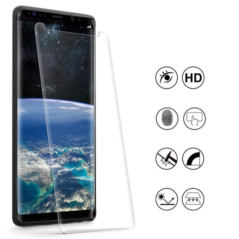 Tempered Glass for Samsung S8 Screen Cover