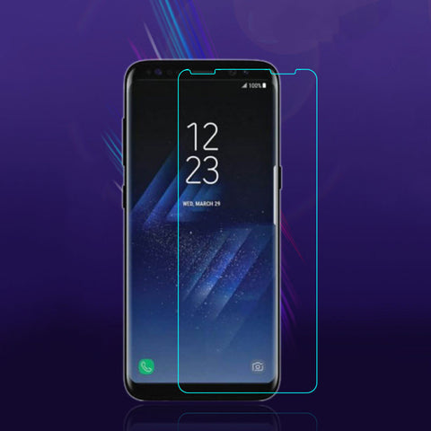 Plus Tempered Glass Screen for Samsung S8
