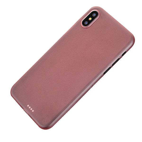 Matte TPU Anti-Dust Phone Cover Cases Protection Shell Skin For iPhone X