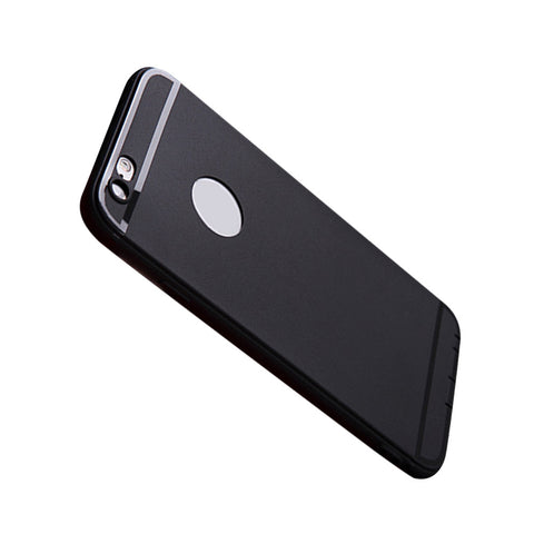Phone Cover Slim TPU Case Frosted Dustproof Soft Protector Shell for iPhone 6