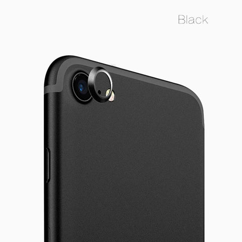 Rear Back Camera Protector Protective Lens Case Ring Cover For iPhone 7/7Plus/X