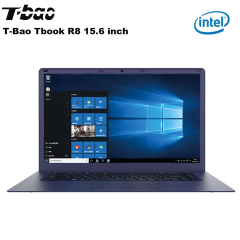 T-Bao Tbook Windows 10 Intel Laptop