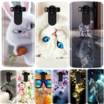 Phone  Cases For LG V10 Soft Silicone TPU Case