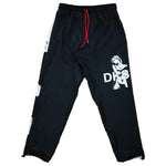 "DKS ""Love"" Black Lounge Pants"