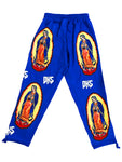 "DKS ""Blessed"" Blue Lounge Pants"