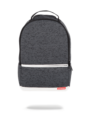 "Sprayground ""Dan Rue & Nick Nack Black Knit"" Backpack"