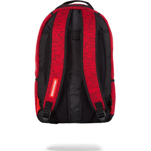 "Sprayground ""Red Knit"" Backpack"