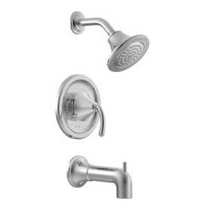 Icon Chrome Posi-Temp® tub/shower