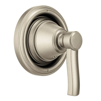 Rothbury Brushed nickel transfer valve trim