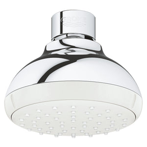 New Tempesta 100 Shower Head 1 Spray