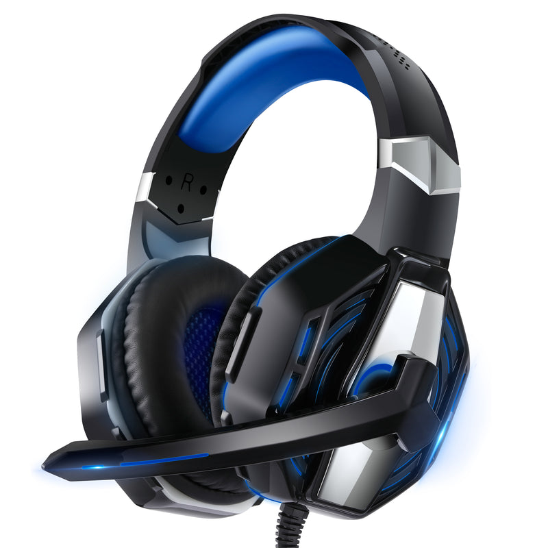 Pro Gaming Headset with led light