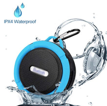 Load image into Gallery viewer, Waterproof Bluetooth speaker Music player