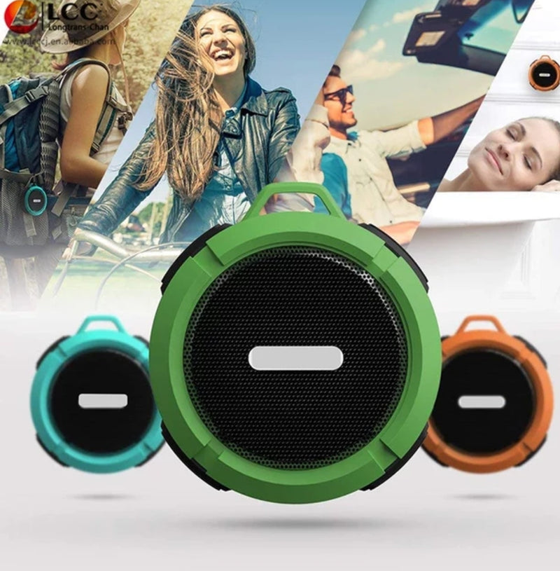 Waterproof Bluetooth speaker Music player