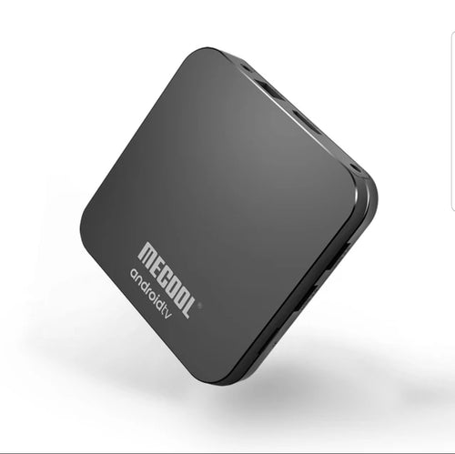 MECOOL KM9 Pro Deluxe Android TV OS Box Official ATV v9 Pie 4gb+32gb