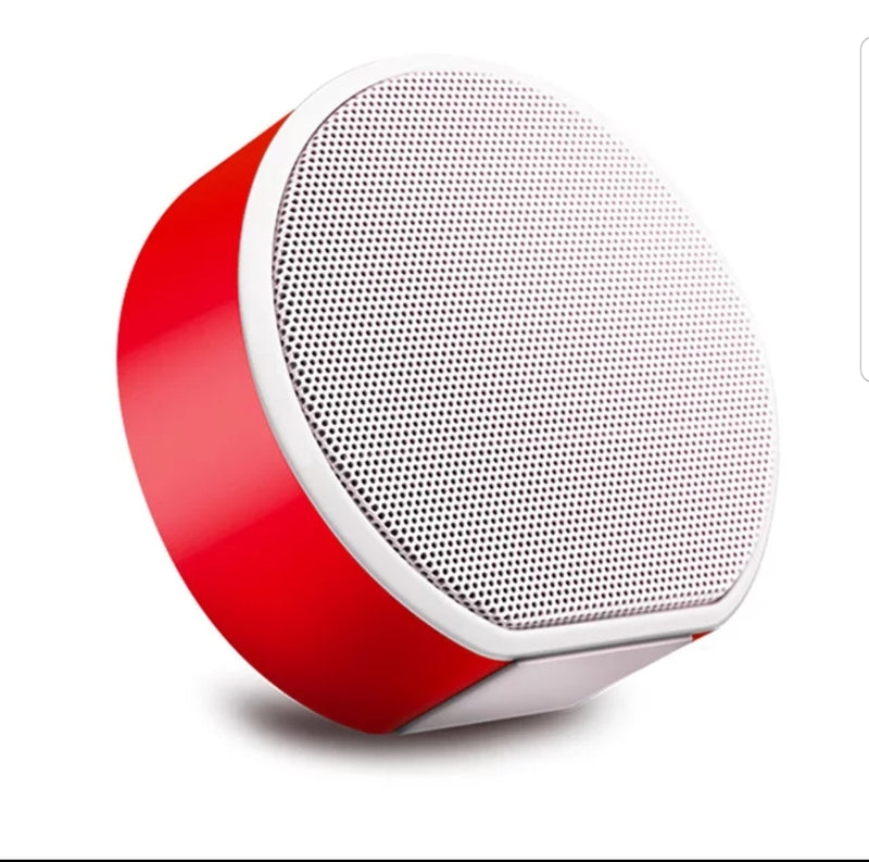 A60 bluetooth wireless speaker with external voice call input.