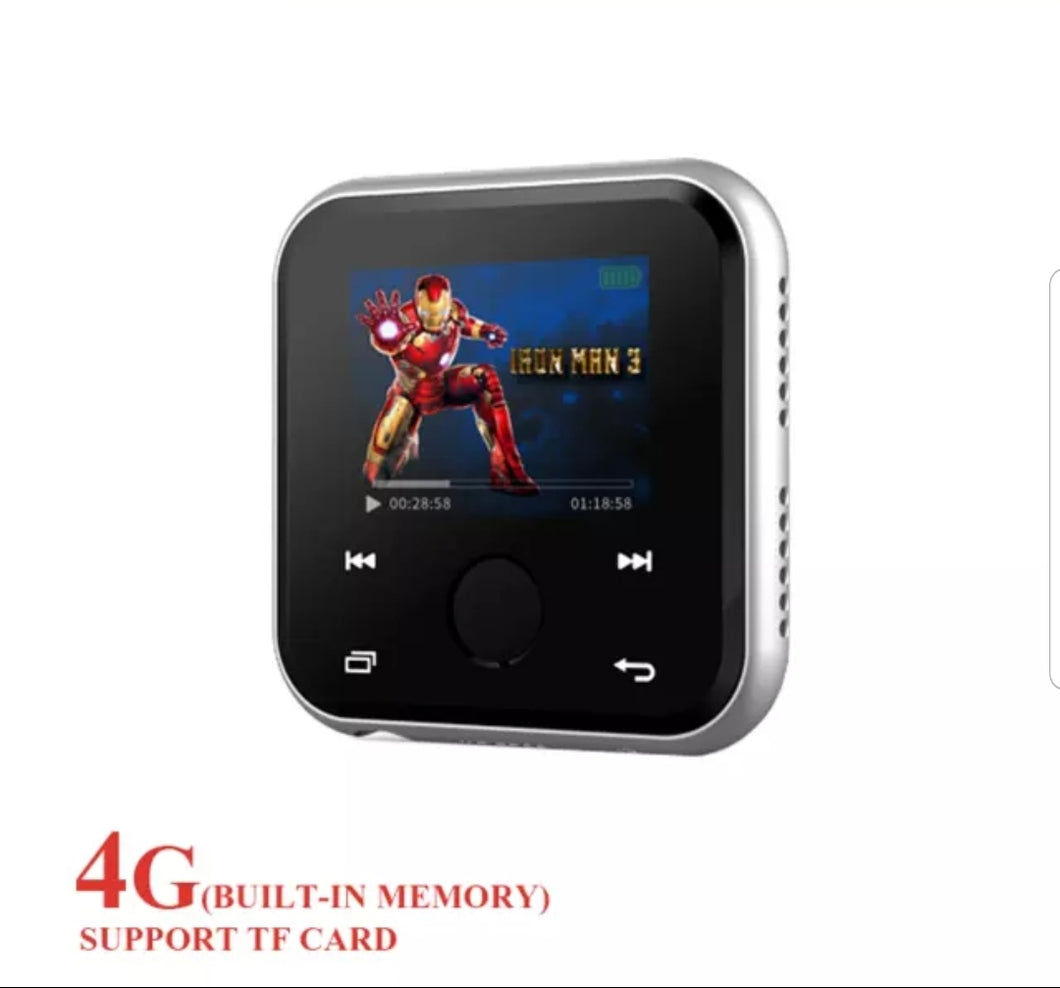 Digital mp3 player with built radio 4GB
