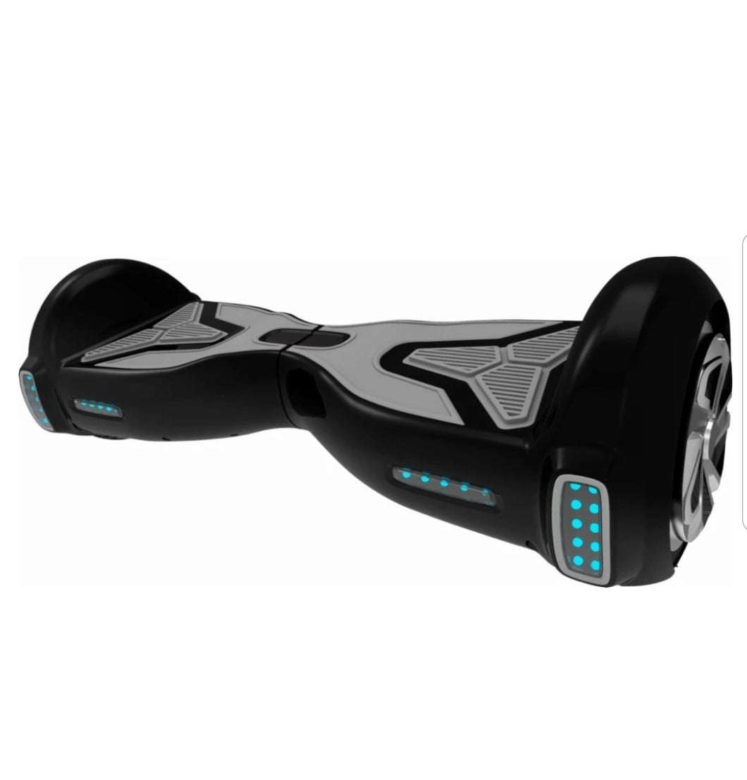HOVERBOARD-1™ ELECTRIC SCOOTER - BLACK