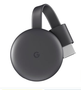 Google Chromecast 3rd Generation.