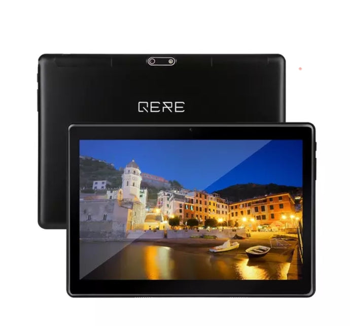Qere Android tablet 10.1 inch 6GB Ram, 128GB ROM