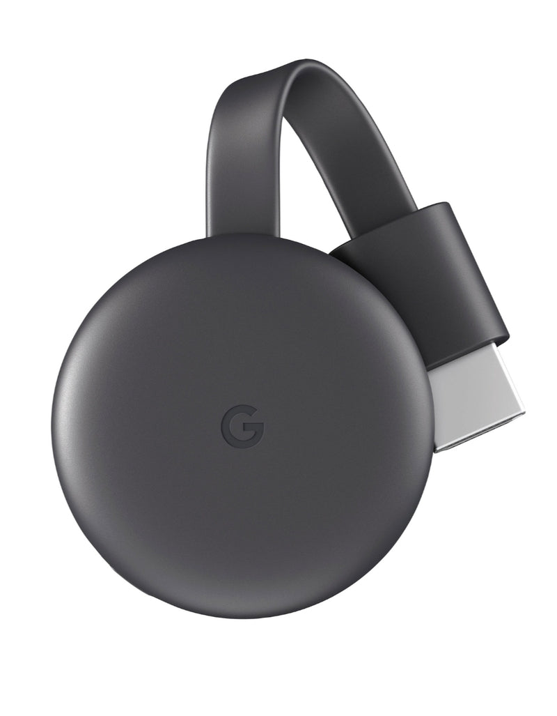 Google GA00439 CA Chromecast - Charcoal Grey - 3rd Generation