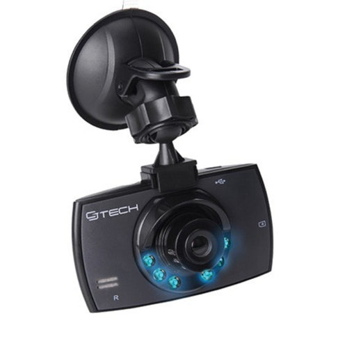 CJ Tech 720p Wireless Video Dash Camera With Automatic Incident Detection