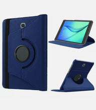 Load image into Gallery viewer, 360 Rotating Leather Case Stand Cover for Samsung Tab   T715