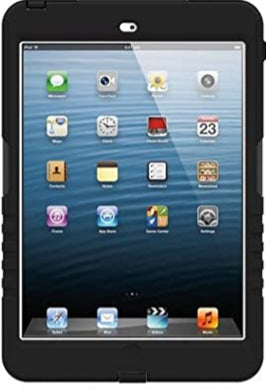 Trident AG-IPADMINI2US-BK Aegis Series Case for Apple iPad Mini 2, Retail Packaging, Black