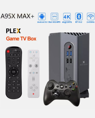A95X MAX+ ANDROD GAMIING TV BOX