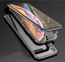 Load image into Gallery viewer, 360 Protective Magnetic Shockproof Phone Case Cover for iPhone 7 , XR, XS MAX, X,