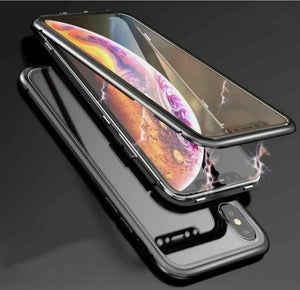 360 Protective Magnetic Shockproof Phone Case Cover for iPhone 7 , XR, XS MAX, X,