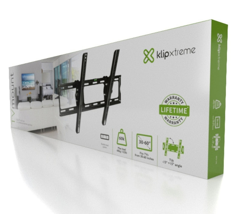 "Tilt TV wall mount ""30-60"""