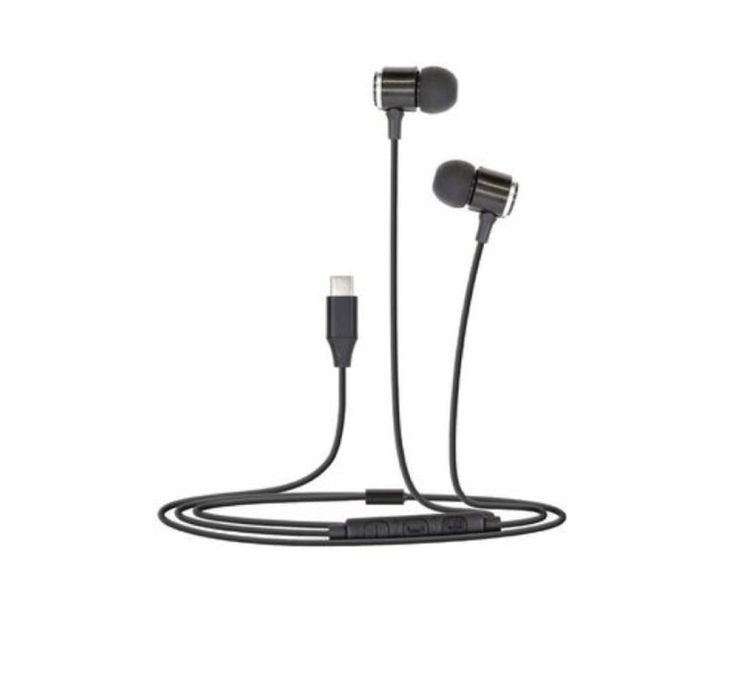 Helix ultrabuds high fidelity earbuds c connector