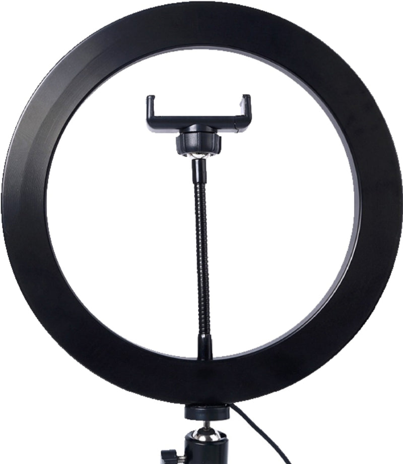10 inch Led ring light with 2.1 Meter Tripod