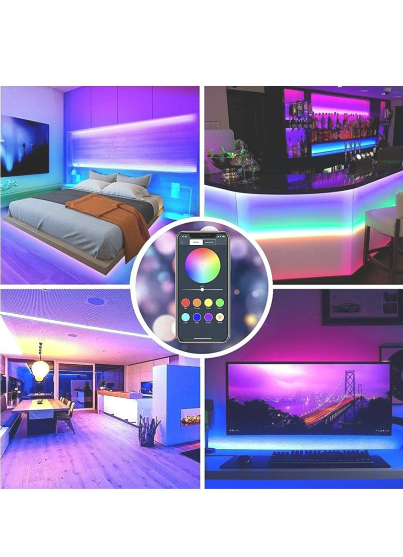 32 ft RGB LED Strip Light