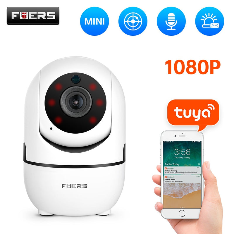 1080P IP Camera Automatic tracking  Camera