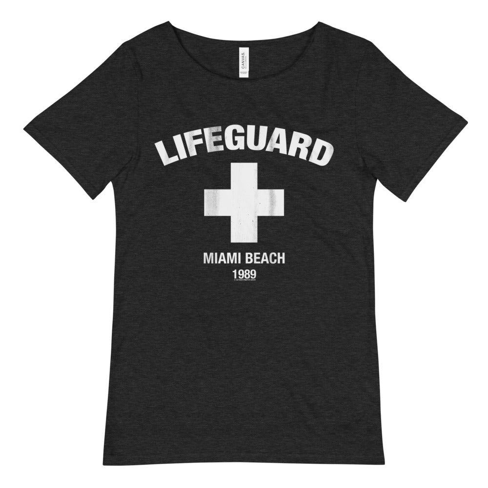 Lifeguard 1989 - Premium Grey T-shirt