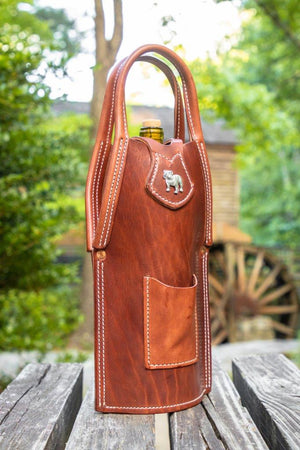 Single Barrel Bottle Tote