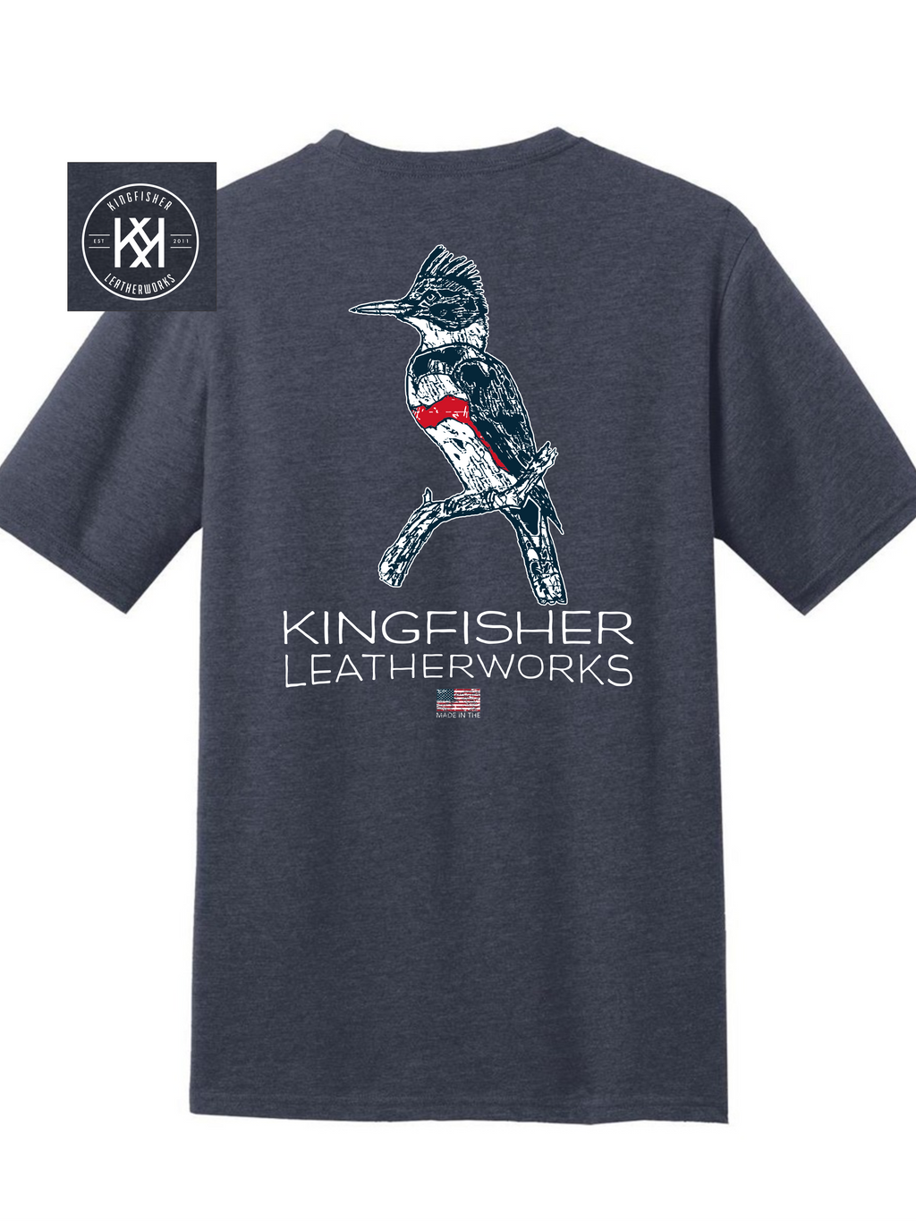 Kingfisher Soft Short Sleeve