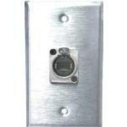 Wallplate - single - NE8FDP