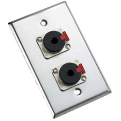 Wallplate - dual - NJ3FP6C