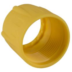 Colored Bushing  etherCON NE8MC -Yellow