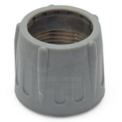 Colored Bushing  etherCON NE8MC -Grey