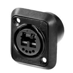 opticalCON® Duo Chassis Receptacle With Gasket