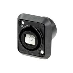 opticalCON® Quad Chassis Receptacle