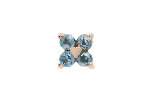 CORAZON - LONDON BLUE TOPAZ